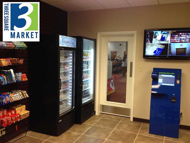 Micro-market for Houston break room