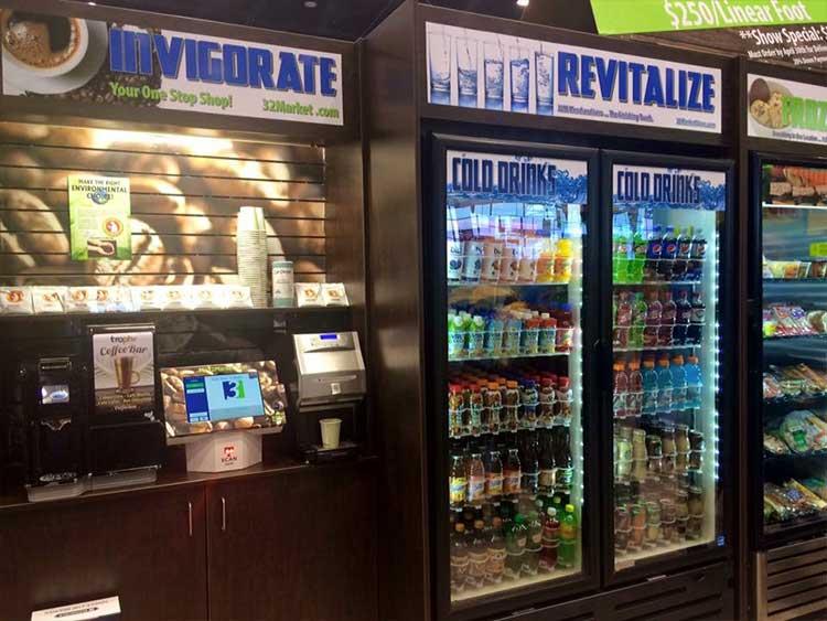 Houston self-service kiosks
