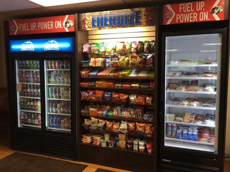 Houston self-serve micro market