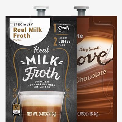 Houston flavia coffee products