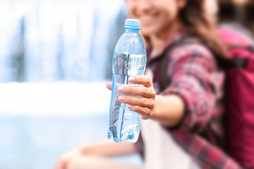 Bottled Water in Houston Break Rooms