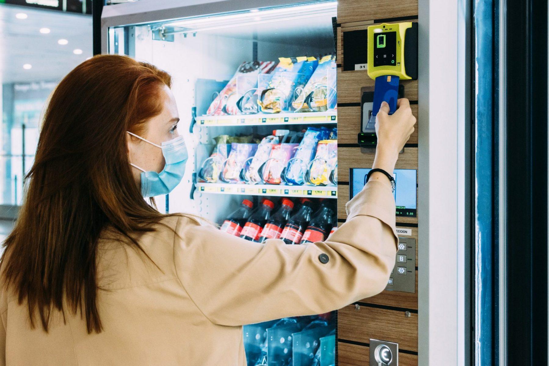 Vending Machines in Houston