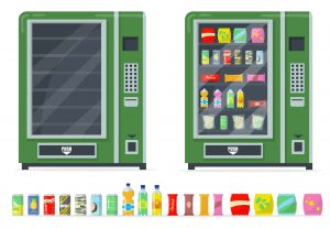 Vending Machine Technology | Green Equipment | Houston Vending Service | Workplace Refreshment Services