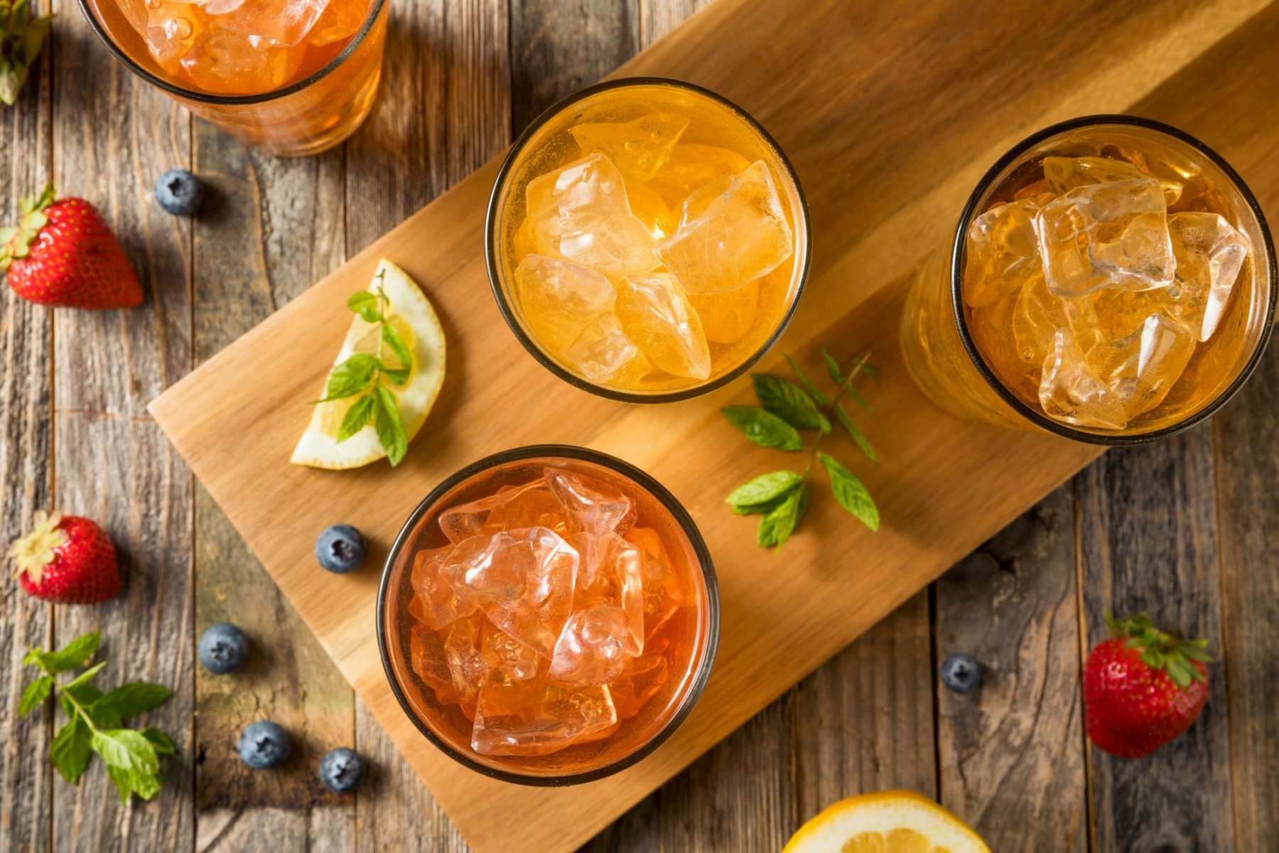 Houston Refreshing Beverages | Hydration | Water Filtration Service | Tea